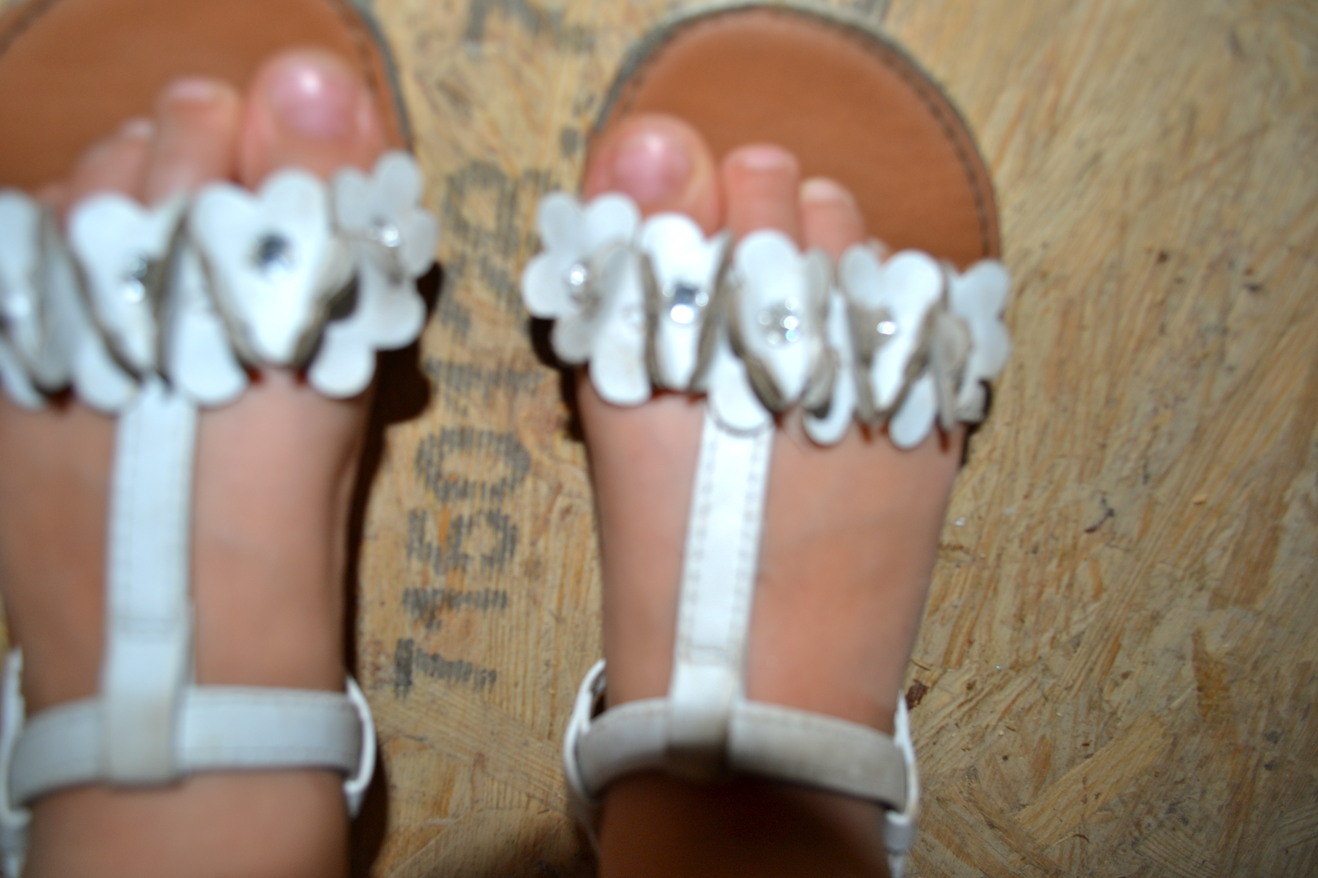 a portrait of maggie s feet as a young girl yrppies